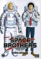 Couverture Space Brothers, tome 14 Editions Pika (Seinen) 2016