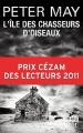 Couverture L'île des chasseurs d'oiseaux Editions du Rouergue 2011