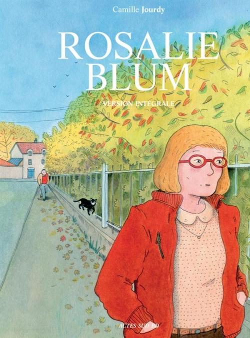 Couverture Rosalie Blum, intégrale