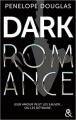 Couverture Dark romance Editions Harlequin (&H) 2017