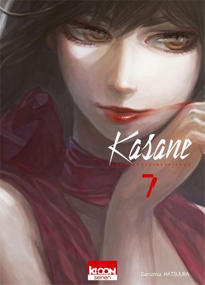 Couverture Kasane : La voleuse de visage, tome 07