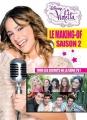 Couverture Violetta : Le making-of, saison 2 Editions Hachette (Jeunesse) 2014
