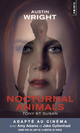 Couverture Tony et Susan / Nocturnal animals