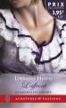 Couverture Les amants de Londres, tome 1 : L'affront Editions J'ai Lu (Pour elle - Aventures & passions) 2017