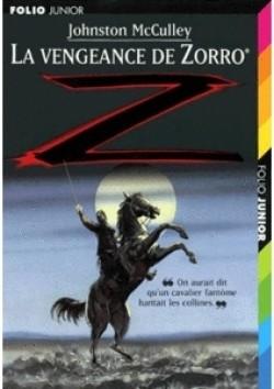 Couverture La vengeance de Zorro