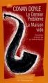 Couverture Le dernier problème, La maison vie / La maison vie précédé du Dernier problème Editions Flammarion (GF - Etonnants classiques) 1996