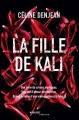 Couverture La fille de Kali Editions Marabout (Thriller) 2016