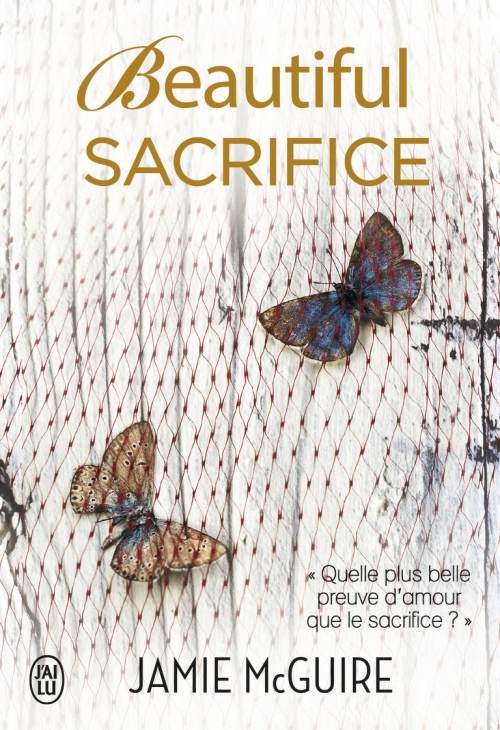 Couverture Les Frères Maddox, tome 3 : Beautiful Sacrifice