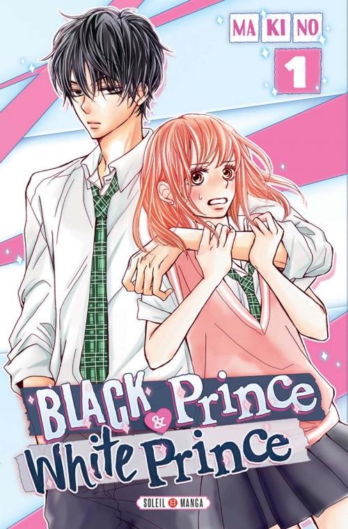 Couverture Black prince & White prince, tome 1