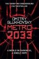 Couverture Métro 2033 Editions Orion Books (Fiction) 2011