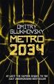 Couverture Métro 2034 Editions Orion Books (Fiction) 2014