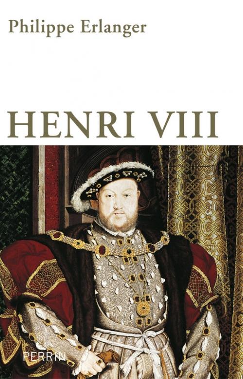 Couverture Henri VIII