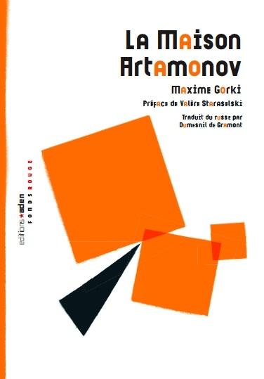 Couverture La maison Artamonov