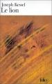 Couverture Le lion Editions Folio  1958