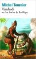Couverture Vendredi ou les limbes du Pacifique Editions Folio  2016