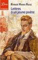 Couverture Lettres à un jeune poète Editions Librio 2014