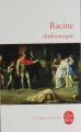 Couverture Andromaque Editions Le Livre de Poche (Théâtre de poche) 2008