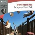 Couverture Le mystère Henri Pick Editions Gallimard  (Ecoutez lire) 2016