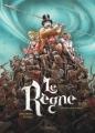 Couverture Le règne, tome 1 : La saison des démons Editions Le Lombard 2017