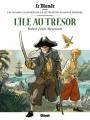 Couverture L'Ile au trésor Editions Glénat 2017