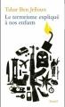 Couverture Le terrorisme expliqué à nos enfants Editions Seuil 2016
