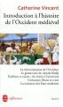 Couverture Introduction à l'histoire de l'occident médiéval Editions Le Livre de Poche 2001