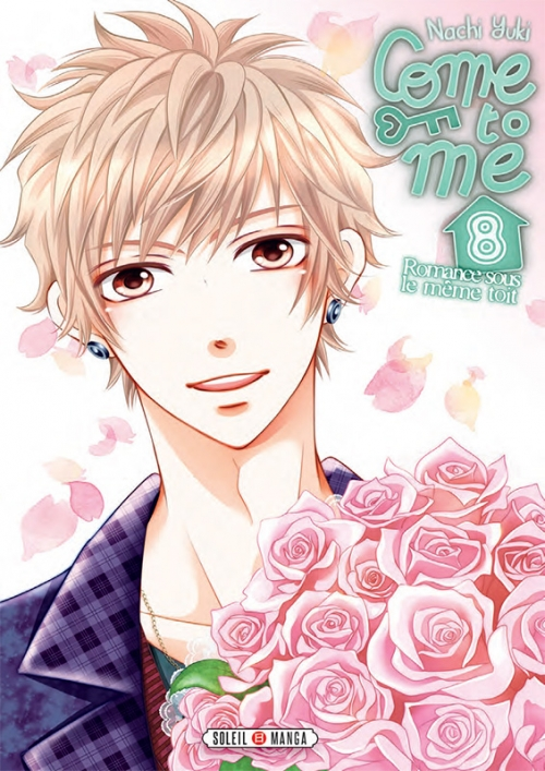Couverture Come to me, tome 08
