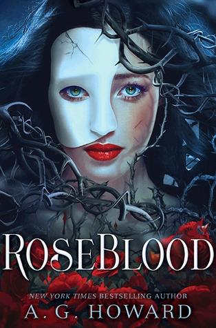Couverture Roseblood