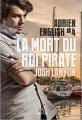 Couverture Adrien English, tome 4 : La mort du roi pirate Editions MxM Bookmark (Mystère) 2016