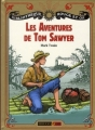 Couverture Les aventures de Tom Sawyer Editions Nathan (Rouge & Or) 2008