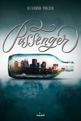 Couverture Passenger, tome 1