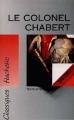 Couverture Le colonel Chabert Editions Hachette (Classiques) 1994