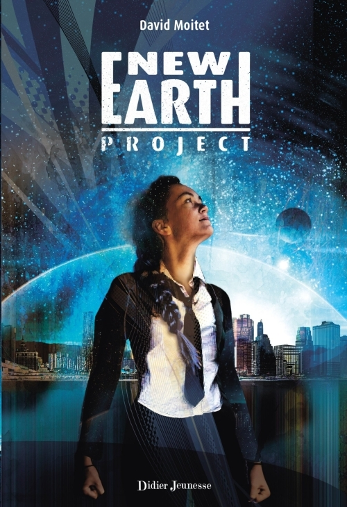 Couverture New earth project