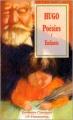 Couverture Poésie, tome 1 : Enfant Editions Flammarion (GF) 1998