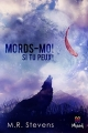 Couverture Mords-moi si tu peux ! Editions Mix 2016