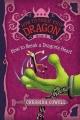 Couverture Harold et les dragons, tome 07 : Comment briser le coeur d'un dragon Editions Little, Brown and Company 2012