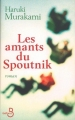Couverture Les amants du Spoutnik Editions Belfond 2003