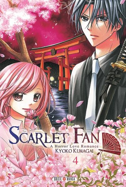 Couverture Scarlet Fan, tome 04