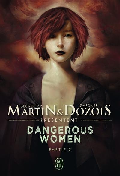 Couverture Dangerous women, tome 2
