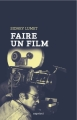 Couverture Faire un film Editions Capricci 2016