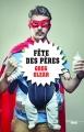Couverture Fête des pères Editions Le Cherche Midi 2017