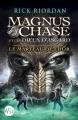 Couverture Magnus Chase et les Dieux d'Asgard, tome 2 : Le Marteau de Thor Editions Albin Michel (Jeunesse - Wiz) 2017