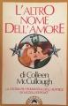 Couverture Un autre nom pour l'amour Editions Bompiani 1985