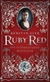 Couverture Trilogie des gemmes, tome 1 : Rouge rubis Editions Henry Holt & Company 2011