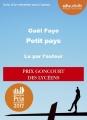 Couverture Petit pays Editions Audiolib 2016