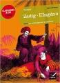 Couverture Zadig, L'Ingénu Editions Hatier (Classiques & cie - Lycée) 2014