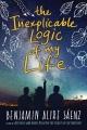 Couverture L'insaisissable logique de ma vie Editions Houghton Mifflin Harcourt 2017