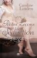 Couverture Petites leçons de séduction Editions Milady 2008