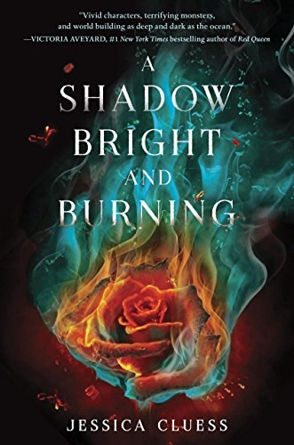 Couverture Kingdom on Fire, book 1: A shadow bright and burning