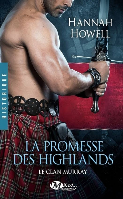Couverture Le clan Murray, tome 1 : La promesse des highlands